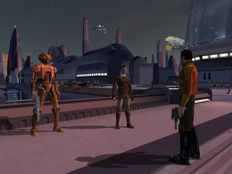 Скриншот №5 к STAR WARS™ - Knights of the Old Republic™