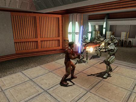 Скриншот №1 к STAR WARS™ - Knights of the Old Republic™
