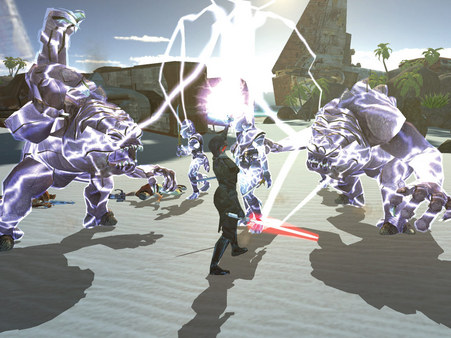 Скриншот №4 к STAR WARS™ - Knights of the Old Republic™
