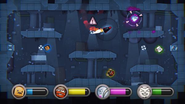 Скриншот №8 к Move or Die