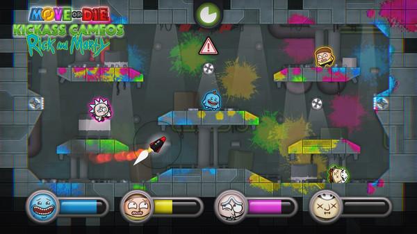 Скриншот №3 к Move or Die
