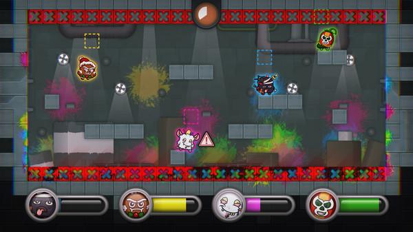 Screenshot of Move or Die