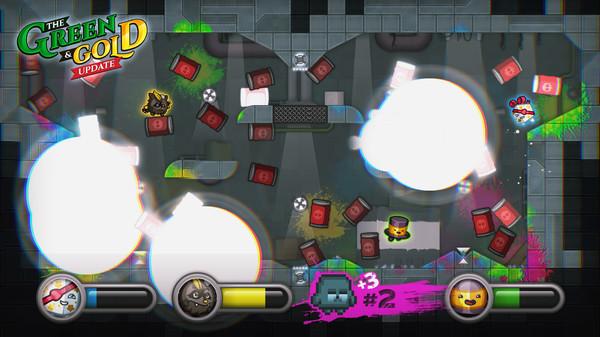 Скриншот №2 к Move or Die