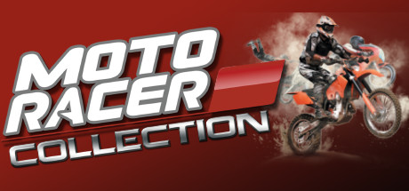 Game Banner Moto Racer Collection