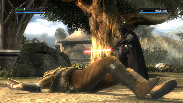 Star Wars: The Force Unleashed Ultimate Sith Edition Captura 2