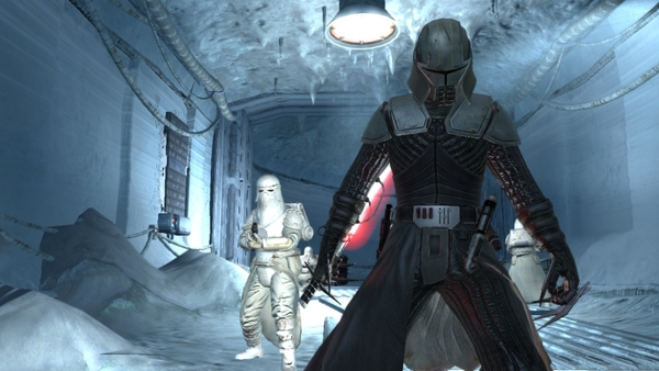Скриншот №3 к STAR WARS™ - The Force Unleashed™ Ultimate Sith Edition