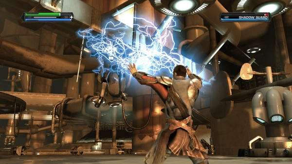 Star Wars: The Force Unleashed Ultimate Sith Edition Captura 3
