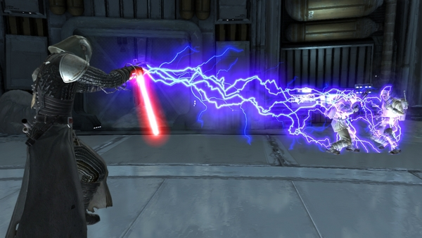 Скриншот №1 к STAR WARS™ - The Force Unleashed™ Ultimate Sith Edition