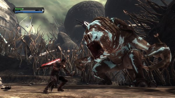 Star Wars: The Force Unleashed Ultimate Sith Edition Captura 1