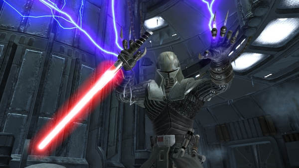 Скриншот №2 к STAR WARS™ - The Force Unleashed™ Ultimate Sith Edition