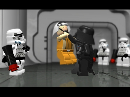 LEGO Star Wars: The Complete Saga Captura 3