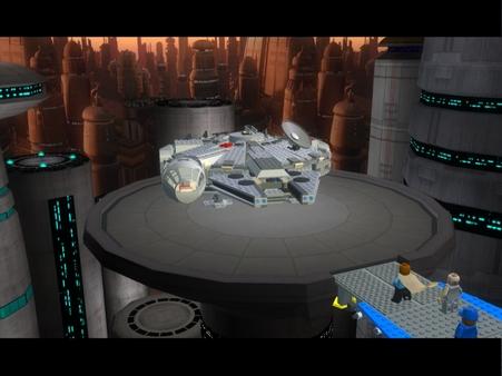 LEGO Star Wars: The Complete Saga Captura 1