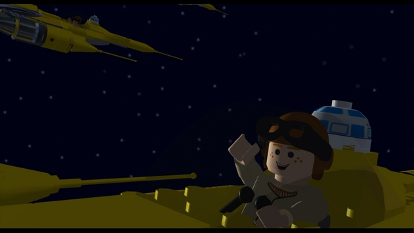 LEGO Star Wars: The Complete Saga Captura 2