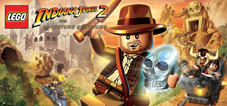 LEGO® Indiana Jones™ 2: The Adventure Continues Cover Image