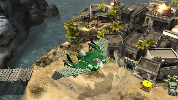 Скриншот №6 к LEGO® Indiana Jones™ 2 The Adventure Continues