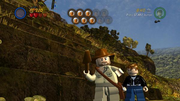 Скриншот №2 к LEGO® Indiana Jones™ 2 The Adventure Continues