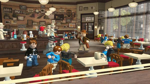 Скриншот №7 к LEGO® Indiana Jones™ 2 The Adventure Continues