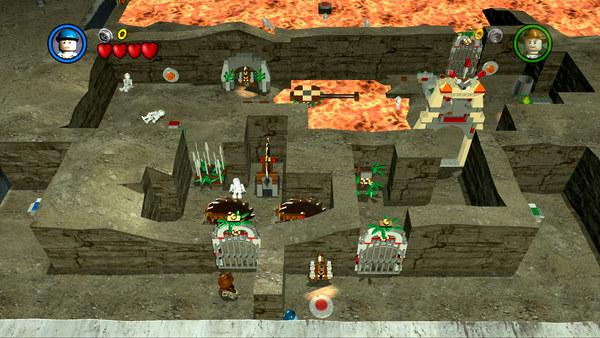 Скриншот №3 к LEGO® Indiana Jones™ 2 The Adventure Continues