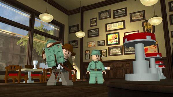 Скриншот №4 к LEGO® Indiana Jones™ 2 The Adventure Continues