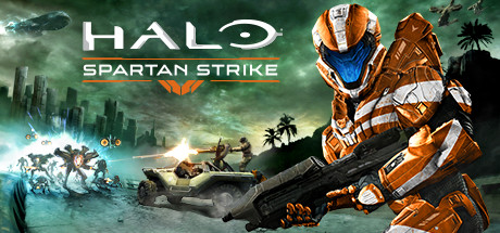 Halo: Spartan Strike Cover Image