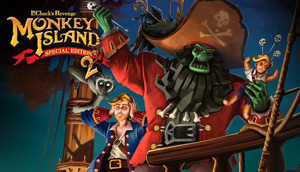 Monkey Island™ 2 Special Edition: LeChuck's Revenge™ op Steam