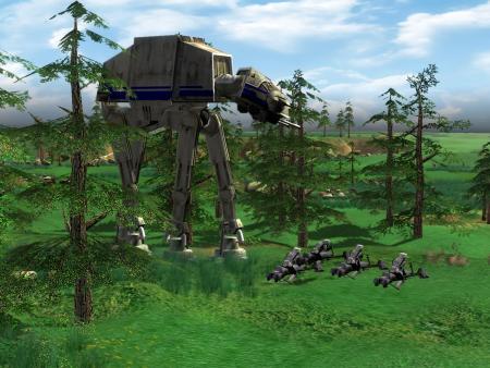Screenshot of STAR WARS™ Empire at War: Gold Pack
