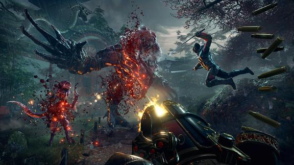 Скриншот №6 к Shadow Warrior 2