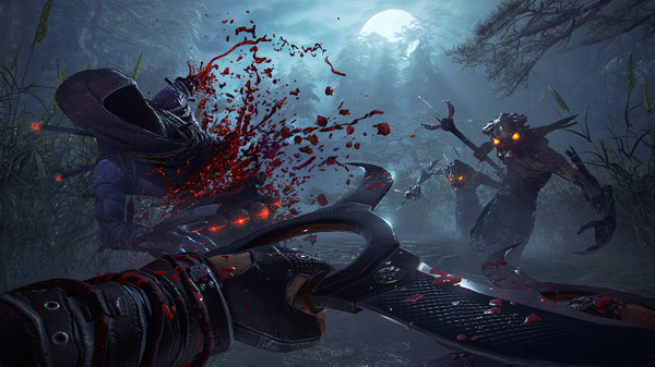 Скриншот №9 к Shadow Warrior 2