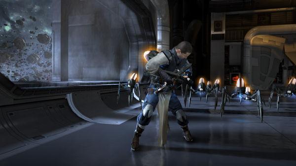 Скриншот №5 к STAR WARS™ The Force Unleashed™ II