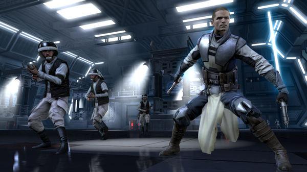 Скриншот №2 к STAR WARS™ The Force Unleashed™ II