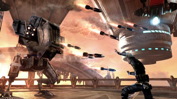 Скриншот №11 к STAR WARS™ The Force Unleashed™ II