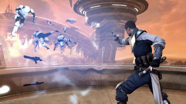 Скриншот №1 к STAR WARS™ The Force Unleashed™ II