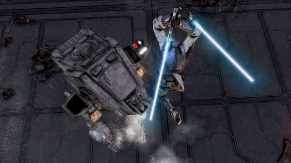 Скриншот №4 к STAR WARS™ The Force Unleashed™ II
