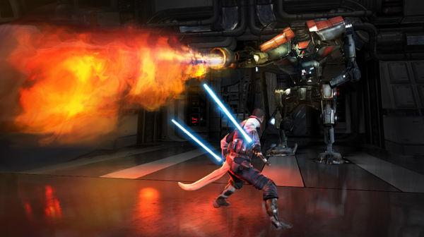 Скриншот №7 к STAR WARS™ The Force Unleashed™ II