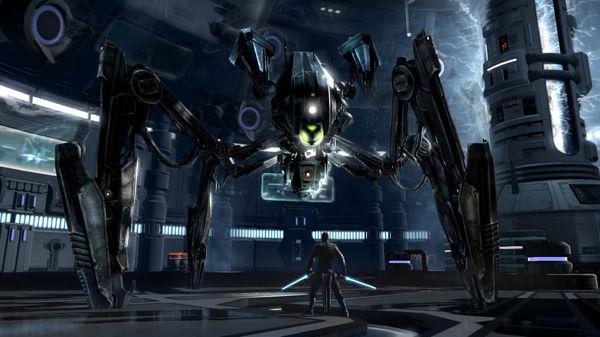 Скриншот №10 к STAR WARS™ The Force Unleashed™ II