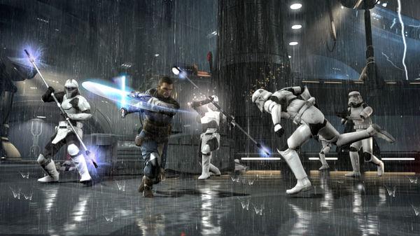 Скриншот №9 к STAR WARS™ The Force Unleashed™ II