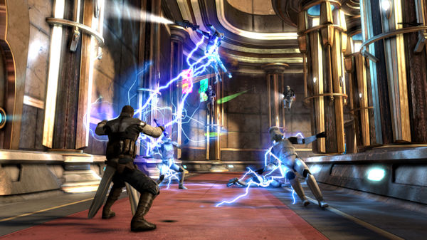 Скриншот №3 к STAR WARS™ The Force Unleashed™ II