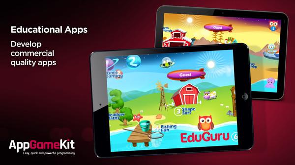 App Game Kit: Easy Game Development скриншот