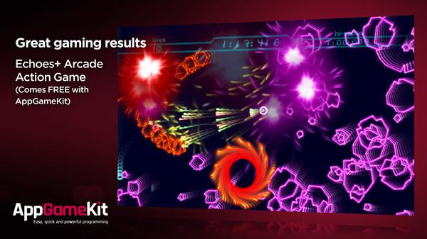 Скриншот №2 к AppGameKit Classic Easy Game Development