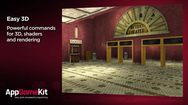 Скриншот №4 к AppGameKit Classic Easy Game Development