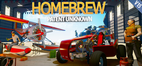 Homebrew - Patent Unknown Cover Image