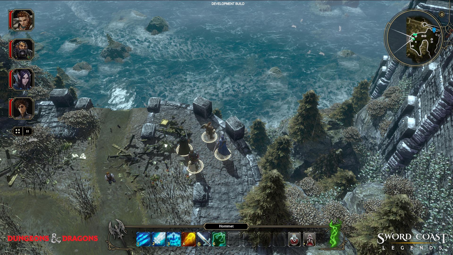 Sword Coast Legends: Rage of Demons Screenshot 3