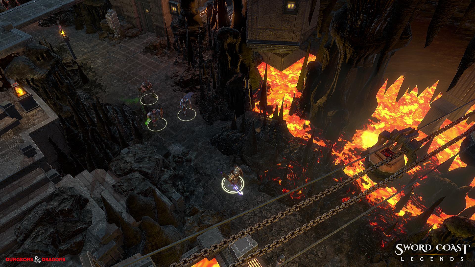 Sword Coast Legends: Rage of Demons Screenshot 2