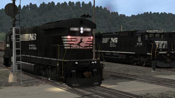 скриншот Train Simulator: Norfolk Southern Big 7s Loco Add-On 2