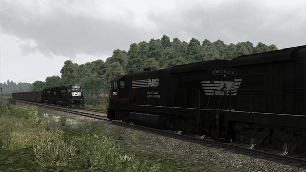 скриншот Train Simulator: Norfolk Southern Big 7s Loco Add-On 3