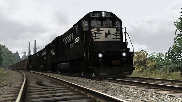скриншот Train Simulator: Norfolk Southern Big 7s Loco Add-On 4