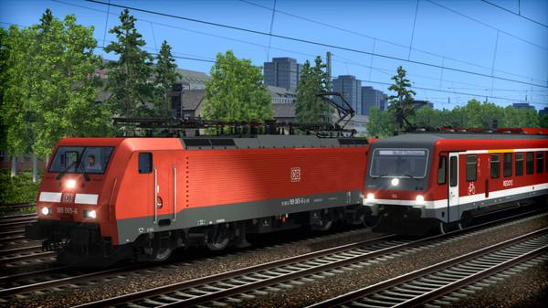 скриншот Train Simulator: Mosel Valley Koblenz -Trier Route Add-On 4
