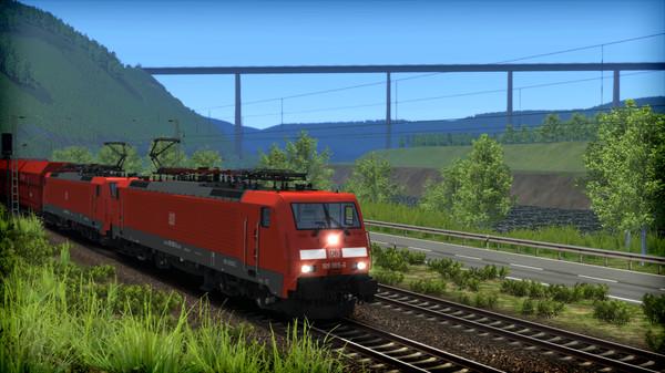 скриншот Train Simulator: Mosel Valley Koblenz -Trier Route Add-On 5
