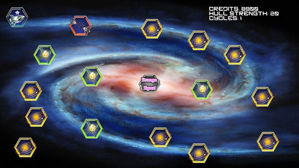 Скриншот №15 к Starlight Drifter