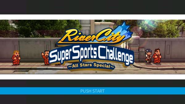 KHAiHOM.com - River City Super Sports Challenge ~All Stars Special~